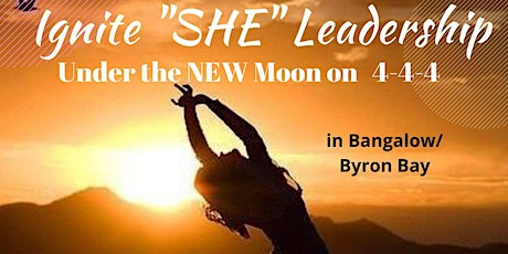 Ignite SHE Leadership Online Zoom Event  tickets
