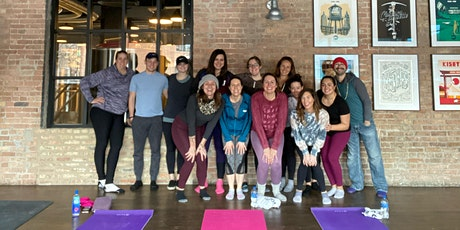 Beer Yoga  at Goose Island Clybourn tickets