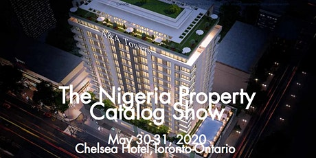The Nigeria Property Catalogue Show tickets