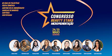 CONGRESSO BEAUTY STARS DE MICROPIGMENTAÇÃO ingressos