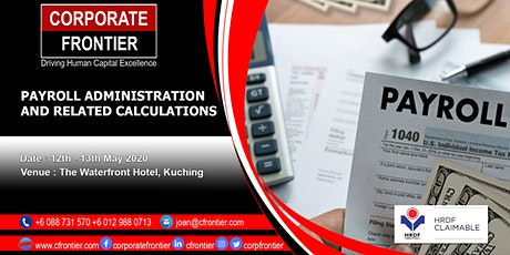 Payroll Administration and Related Calculations tickets