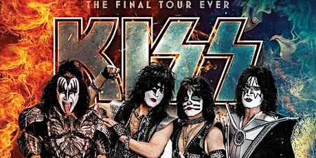 Excursão Kiss No Brasil Saída Do Rio De Janeiro ingressos