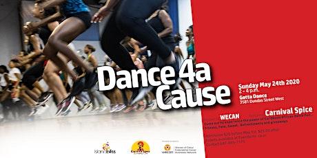 Dance 4a Cause tickets