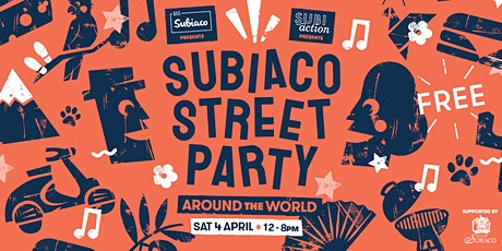 Event Cancelled: Subiaco Street Party tickets