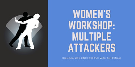 Women's Workshop: Multiple Attackers tickets