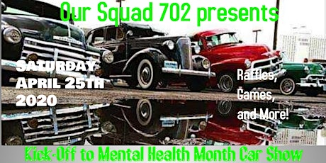 Our Squad 702 Mental health awareness show tickets