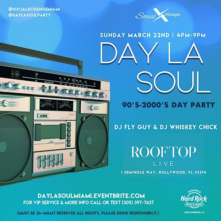 Postponed | Day La Soul | 90s-2000s | @DAER LIVE image