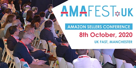 AmafestUK - A Full day conference for Amazon Sellers tickets