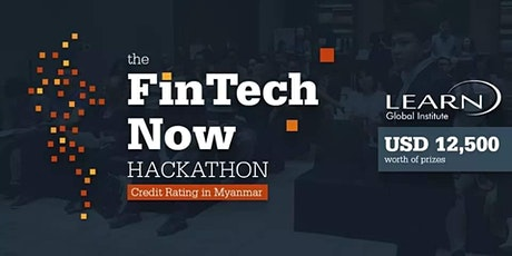 The FinTech Now Hackathon tickets