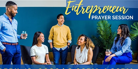 Entrepreneur Prayer Session tickets