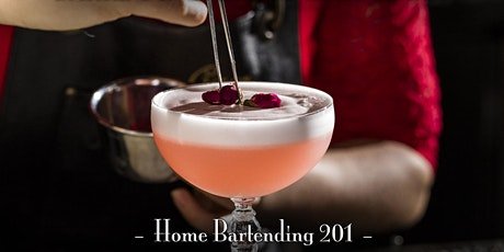 The Roosevelt Room's Master Class Series - Home Bartending 201 tickets