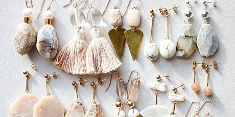 Statement Earring Workshop tickets