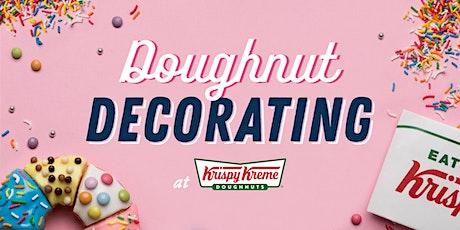 Doughnut Decorating - Whitford City (WA) tickets