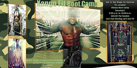 Xango Fit Boot Camp tickets