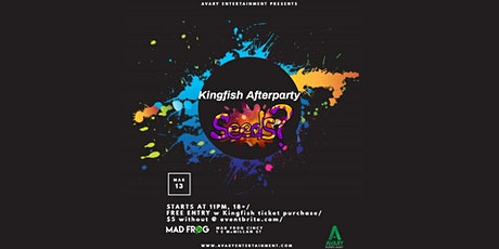Kingfish Afterparty w/ Seeds? tickets