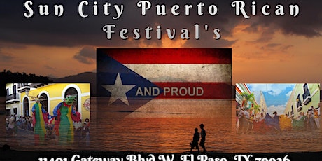 Sun City Puerto Rican Festival's tickets