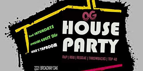 OG House Party w/ special Guest DJs tickets