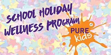 PURE Kids School Holiday Wellness Program tickets