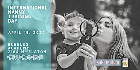 interNational Nanny Training Day: Chicago 2020 tickets
