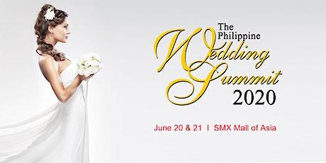 The Philippine Wedding Summit 2020 tickets
