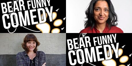 Bear Funny Comedy Edinburgh Previews: Sindhu Vee & Laura Davis  tickets