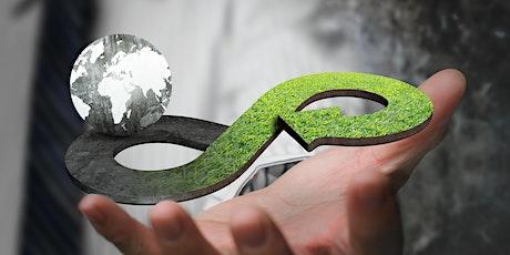 WEBINAR - Circular Economy, Circular Production & End-of-Life Management tickets