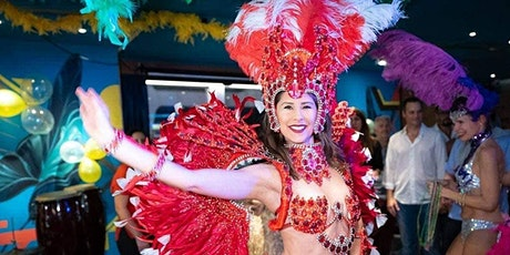 Learn how to dance Brazilian Samba in 2 hours ! tickets