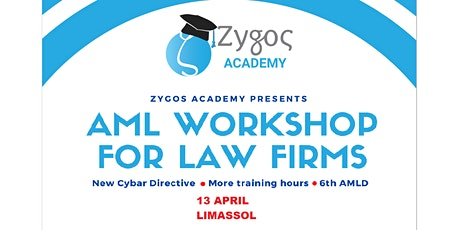 AML Workshop for Law Firms (Limassol) tickets