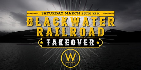 Blackwater Railroad Takeover tickets