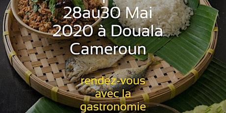 COLLOQUE AFRICA GASTRONOMQUE DOUALA 2020 billets
