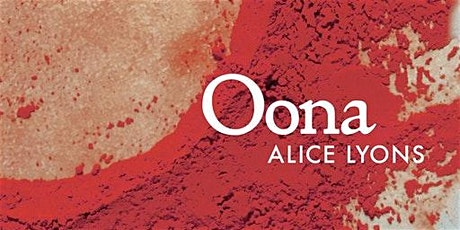 OONA -- Alice Lyons in Conversation with Gail McCo tickets