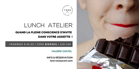 LUNCH ATELIER _ Mindful eating _Spring Bierges tickets