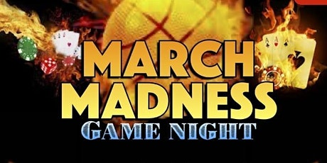 March Madness Game Night tickets