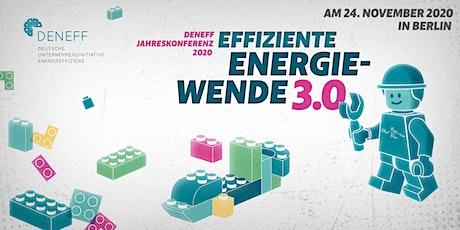 DENEFF-Jahreskonferenz #jak2020 Tickets