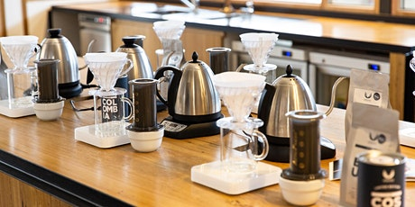 Brewing Fundamentals - Barista Coffee Class Adelaide tickets