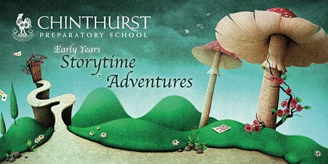 Storytime Adventures tickets
