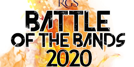 RGS BATTLE OF THE BANDS 2020 tickets