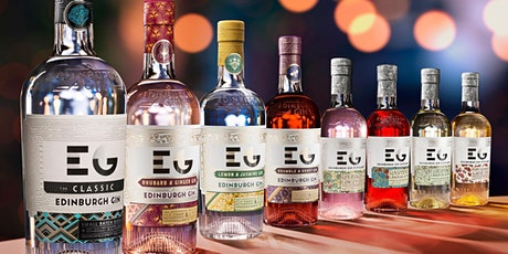 Ginthusiasts: Edinburgh Gin tickets
