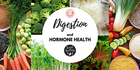 Digestive Health & Hormones - Online Workshop Tickets