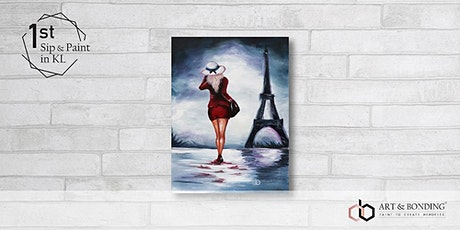 Sip & Paint Night : The Paris Lady tickets