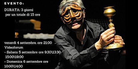 """Stage di alta formazione Michele Monetta """"MASCHERE E COMMEDIA DELL'ARTE"""" tickets"""