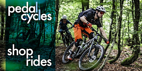 2020 Pedal Cycles Beginner Shop Ride tickets