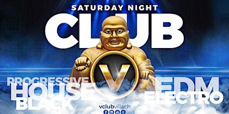 Saturday Night Club at V-Club Villach Tickets