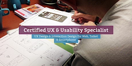Certified UX & Usability Specialist (eng.), Munich tickets