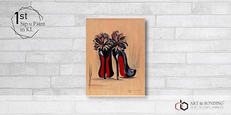 Sip & Paint Night : Gorgeous Heels tickets