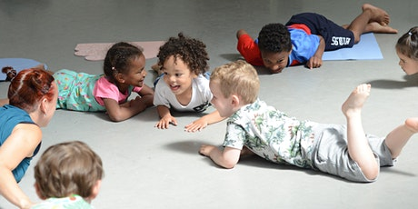 An Introduction to early years dance practice: Workshop for artists tickets