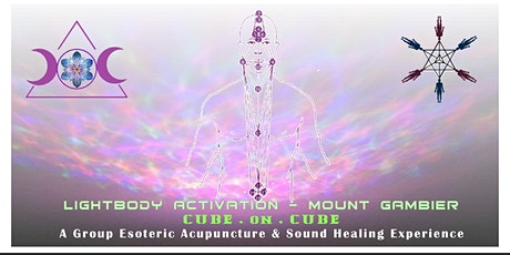 Lightbody Activation: Cube-on-Cube - Mount Gambier SA tickets
