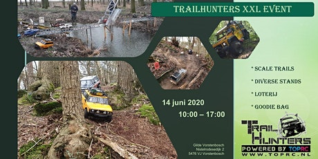 Trailhunters XXL EVENT tickets