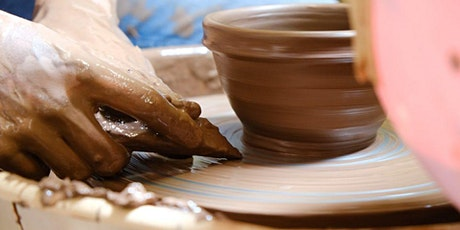 FREE Pottery Drop In tickets