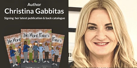 World Book Night 17th September with Christina Gabbitas tickets